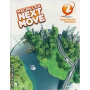 Macmillan Next Move level 2 Teacher's Book Pack ( editura: Macmillan, autor: Anita Heald, ISBN 978-0-230-46640-1 )
