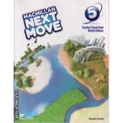 Macmillan Next Move level 5 Teacher ' s book ( editura: Macmillan, autor: Rachel Finnie, ISBN 978-0-230-46661-6 )