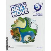 Macmillan Next Move Level 5 Workbook ( editura: Macmillan, autor: Viv Lambert, ISBN 978-0-230-46660-9 )