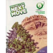 Macmillan Next Move level 6 Teacher ' s book ( editura: Macmillan, autor: Sue Clarke, ISBN 978-0-230-46668-5 )