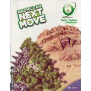 Macmillan Next Move level 6 Teacher ' s book ( editura: Macmillan, autor: Sue Clarke, ISBN 9780230466685 )
