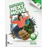 Macmillan Next Move Level 6 Pupil ' s Book with DVD ( editura: Macmillan, autor: Viv Lambert, ISBN 978-0-230-46666-1 )