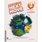 Macmillan Next Move Level 2 Workbook ( editura: Macmillan, autor: Amanda Cant, ISBN 978-0-230-46639-5 )
