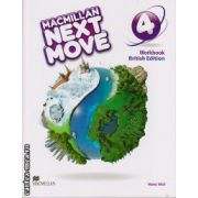 Macmillan Next Move Level 4 Workbook ( editura: Macmillan, autor: Hans Mol, ISBN 978-0-230-46653-1 )