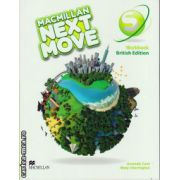 Macmillan Next Move Starter Workbook ( editura: Macmillan, autor: Amanda Cant, Mary Charrington, ISBN 978-0-230-46632-6 )