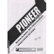 Pioneer Pre Intermediate - Workbook Key Booklet - american edition ( editura : MM Publications , autor : H.Q. Mitchell , Marileni Malkogianni , ISBN 978-960-509-699-1 )