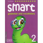 Smart 2 - grammar and vocabulary student's book ( editura : MM Publications , autor: H.Q. Mitchell , ISBN 978-960-443-246-2 )