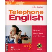 Telephone English + CD ( editura: Macmillan, autor: John Hughes, ISBN 978-1-4050-8221-1 )