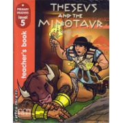 Primary Readers - Theseus and the minotaur level 5 Teacher ' s book ( editura : MM Publications , ISBN 978-960-379-683-1 )