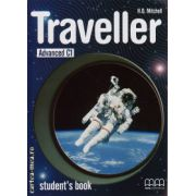 Traveller Advanced C1 Student ' s book ( editura : MM Publications , autor : H.Q. Mitchell , ISBN 978-960-443-623-1 )