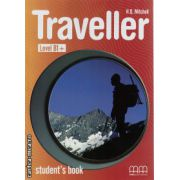 Traveller level B1+ Student ' s book ( editura : MM Publications , autor : H.Q. Mitchell , ISBN 978-960-443-607-1 )