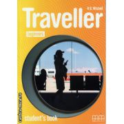 Traveller beginners - student's book ( editura : MM Publications , autor : H.Q. Mitchell , ISBN 978-960-443-565-4 )