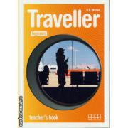 Traveller Beginners - Teacher ' s book ( editura : MM Publications , autor : H.Q. Mitchell , ISBN 978-960-443-568-5 )