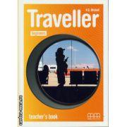 Traveller Beginners - Teacher ' s book ( editura : MM Publications , autor : H.Q. Mitchell , ISBN 9789604435685 )