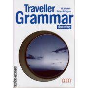Traveller Elementary - Grammar book ( editura : MM Publications , autor : H.Q. Mitchell , Marileni Malkogianni , ISBN 978-960-478-422-6 )