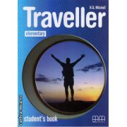 Traveller elementary - student's book ( editura : MM Publications , autor : H.Q. Mitchell , ISBN 978-960-443-573-9 )