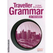 Traveller Pre Intermediate - Grammar book ( editura : MM Publications , autor : H.Q. Mitchell , Marileni Malkogianni , ISBN 978-960-478-423-3 )