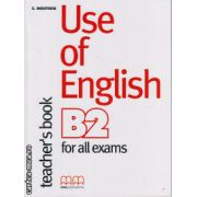 Use of English B2 for all exams Teacher ' s book ( editura : MM Publications , autor : E. Moutsou , ISBN 978-960-443-929-4 )