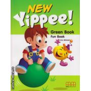 Yipee! Green book - fun book ( editura : MM Publications , autor :  H.Q. Mitchell , ISBN 978-960-478-206-2 )