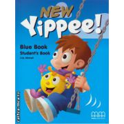 New Yippee ! Blue book - student ' s book ( editura : MM Publications , autor : H.Q. Mitchell , ISBN 978-960-478-161-4 )