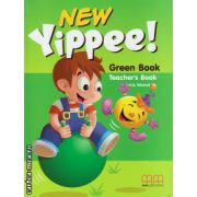 New Yippee! Green Book - Teacher ' s book ( editura : MM Publications , autor : H.Q. Mitchell , ISBN 978-960-478-207-9 )