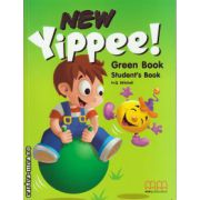 New Yippee ! Green Book - Student ' s book ( editura : MM Publications , autor : H.Q. Mitchell , ISBN 9789604782031 )