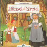 Hansel si Gretel ( Editura: Galaxia Copiilor, Autor: Fratii Grimm ISBN 978-606-8578-08-8 )