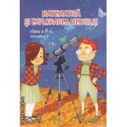 Matematica si explorarea mediului clasa a 2 a semestrul 1 ( Editura : Nomina , Autor : Viorel George Dumitru  , Dora Laura Viziteu ISBN 978-606-535-670-2 )