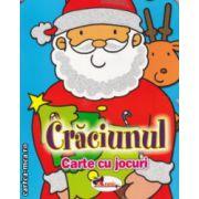 Craciunul carte cu jocuri ( Editura : Aramis ISBN 978-606-706-045-4 )