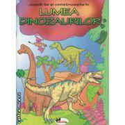 Joaca-te si construieste in Lumea Dinozaurilor ( Editura : Aramis , ISBN 978-606-706-035-5 )