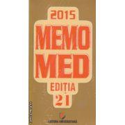 Memomed 2015 Editia 21 ( Editura : Universitara , ISBN 2069-2450 )