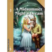 Top Readers - A Midsummer Night's Dream - Level 5 reader ( editura: MM Publications, autor: W. Shakespeare, ISBN 978-960-478-113-3 )