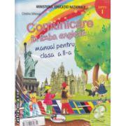 Comunicare in limba engleza manual pentru clasa II a partea I si partea II cu CD multimedia ( Editura : Aramis , Autor : Cristina Johnson ISBN 78-606-706-087-4 )