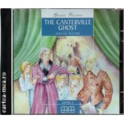 Graded Readers - The Canterville Ghost CD ( editura: MM Publications, ISBN 978-960-379-746-3 )