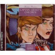 Graded Readers - Captain Grant's Children CD ( editura: MM Publications, ISBN 960-379-747-2 )