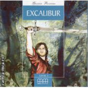 Graded Readers - Excalibur CD ( editura: MM Publications, ISBN 978-960-443-045-1 )