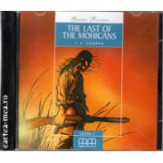 Graded Readers - The Last of the Mohicans CD ( editura: MM Publications, ISBN 978-960-379-744-9 )