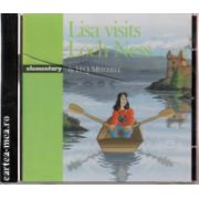 Graded Readers - Lisa visits Loch Ness CD ( editura: MM Publications, ISBN 960-379-332-9 )