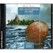 Graded Readers - The Mysterious Island CD ( editura: MM Publications, ISBN 978-960-443-155-7 )