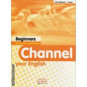 Channel your English Beginners - Grammar Handbook ( editura : MM Publications , autor :  H.Q. Mitchell , J. Scott , ISBN 960-379-704-9 )