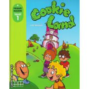 Primary Readers - Cookie Land - Level 1 reader ( editura: MM Publications, autor: H. Q. Mitchell, ISBN 978-960-443-011-6 )