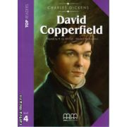 Top Readers - David Copperfield - Level 4 reader Pack : including glossary + CD ( editura : MM Publications , autor : Charles Dickens , ISBN 978-960-573-145-8 )