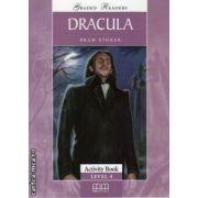 Graded Readers - Dracula: Activity book - level 4 reader ( editura: MM Publications, autor: Bram Stoker, ISBN 978-960-478-057-0 )