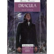 Graded Readers - Dracula -  level 4 reader PACK including : Reader , Activity book and Audio CD ( editura : MM Publications , autor : Bram Stoker , ISBN 978-960-443-151-9 )