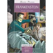 Graded Readers - Frankenstein - level 4 reader PACK including : Reader , Activity book and Audio CD ( editura : MM Publications , autor : Mary Shelley , ISBN 978-960-379-811-8 )