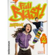 Full Blast 2 - Workbook with CD ( editura : MM Publications , autor : H.Q. Mitchell , ISBN 978-960-443-886-0 )