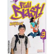 Full Blast 3 workbook with CD ( editura : MM Publications , autor : H.Q. Mitchell , ISBN 978-960-443-894-5 )