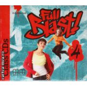 Full Blast 4 Class CDs ( editura : MM Publications , autor : H.Q. Mitchell , ISBN 978-960-443-908-9 )