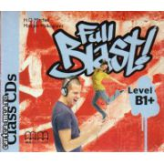 Full Blast Level B1+ Class CDs ( editura : MM Publications , autor : H.Q. Mitchell , ISBN 978-960-509-543-7 )