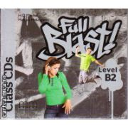 Full Blast level B2 Class CDs ( editura : MM Publications , autor : H.Q. Mitchell , ISBN 978-960-509-544-4 )